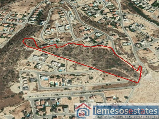 Land for sale in Agios Athanasios